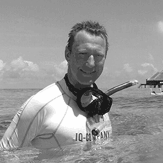 Tauchlehrer Timo Lindemann PADI Divemaster